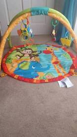 Bright start play gym