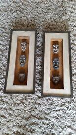 Tribal frames