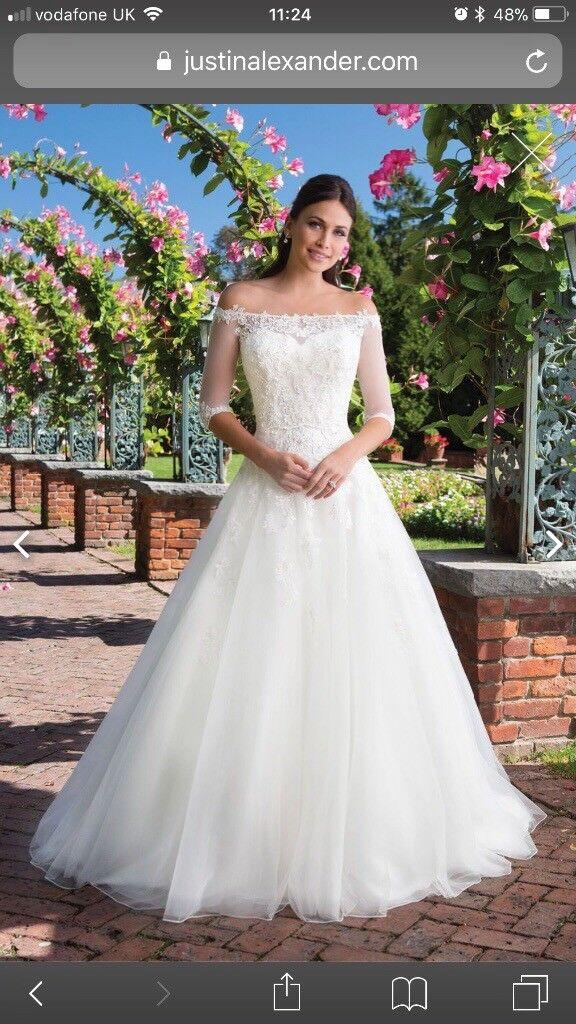 Sincerity wedding dress, jacket & veil | in Coalisland, County ...