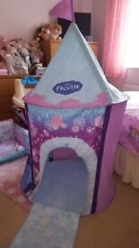 'FROZEN' Play Tent.
