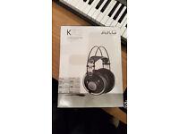 Like New AKG K702 Open Back Studio Reference Headphones