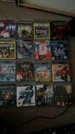 Variety of playstation 3 games