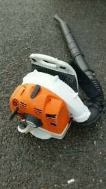 Stihl BR430 back pack blower
