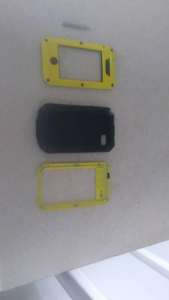 iPhone 4/4s gorilla case