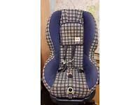 Britax car seat universal9kg- 18kg y