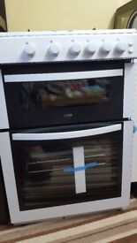 LOGIK LFTG60W16 60 cm Gas Cooker - White ,Brand new and never been used