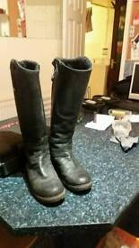 Mark todd riding boots size 9
