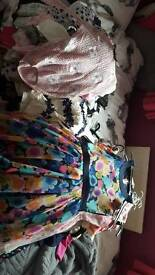 Girls clothing mostly 8-9 New with tags