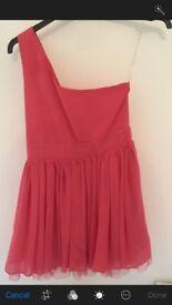 Lipsy London:- Peachy pink, size 12