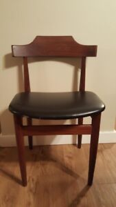 Mid Century Danish Frem Røjle Dining Chair - FREE DELIVERY