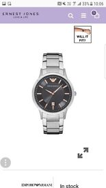 Lost Emporio Armani Watch