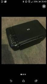 Hp deskjet f4580 printer and scan