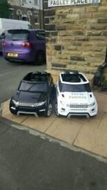 Range Rover HSE 12v, Kids-Ride-On Cars, Parental Control Or Self Drive