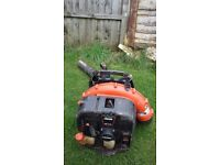 Echo pb 770 petrol back pac blower leaf blower