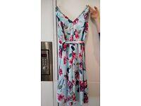 Monsoon Dress UK Size 12 Worn Once