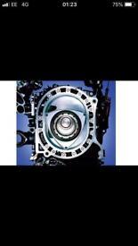 Rx7 rx-7 rx8 rx-8 Rotary engine Compression testing