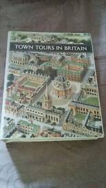 Town Tours in Britain book