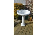 A quality bathroom sink. Large and heavy. Buyer to collect.