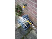 HOZELOCK hose pipe and reel