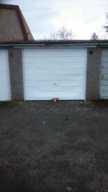 Large Lock Up Garage