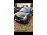 Renault Clio 1.2 petrol *PLEASE READ FIRST*