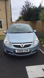 Vauxhall Corsa Club 1.2