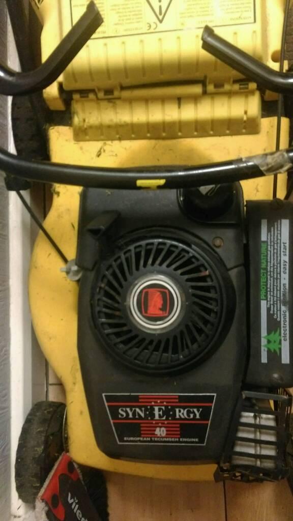 Petrol Lawnmower McCulloch