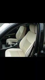 SKODA OCTAVIA VAUXHALL INSIGNIA BMW TOYOTA PRIUS HONDA INSIGHT LEATHER CAR SEAT COVERS SEATCOVERS