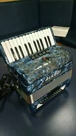 Fantini Allodi 72 bass Accordion