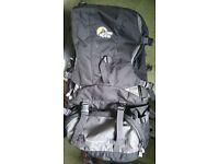 Lowe Alpine Travel Trekker 70 Frame travel bag/rucksack
