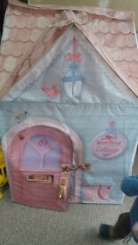 Petal cottage play house