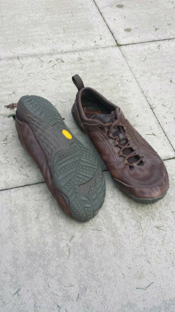 Merrell Leather Excursion Glove Shoes size 12