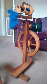 Koehl spinning wheel