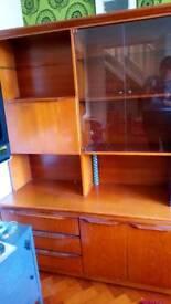 Sakol teak buffet cabinet/sideboard