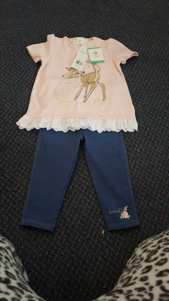 Brand new bambi outfit