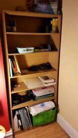 *sold* Bookshelf / Shelf unit (180x78x29cm)