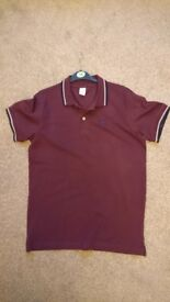 Premium by Jack Jones Polo shirt, new, no tags, size large. Brand New condition.