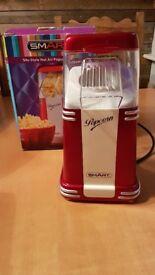 Smart Hot Air Popcorn Popper