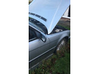 Breaking BMW 740i 4.4ltr silver 92k for parts ONLY, available parts including alternator, engine