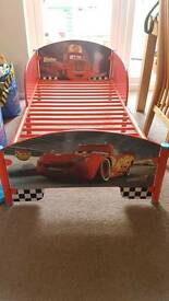 Lightening McQueen Junior Bed
