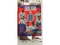 England 2018 football trading cards