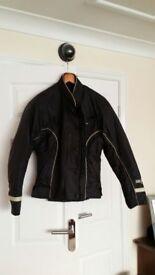 Ladies Motomod motorcycle jacket