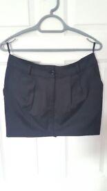 Elegant black skirt 4£