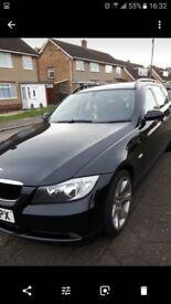 BMW 3serie 2 l diesel manual 6 speed long mot