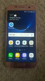 Samsung s7 rose 32gb