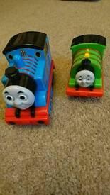 Talking Thomas and Percy