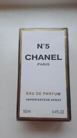 Chanel N5 (100ml) -new/sealed- £55