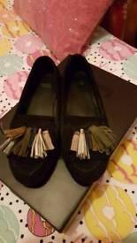 ASOS tassel uk 3 loafers