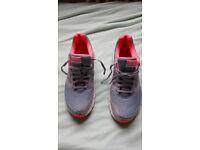 Nike women running shoes 7.5 UK