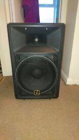 "Prolight Concepts 400w 15"" speakers (Pair)"